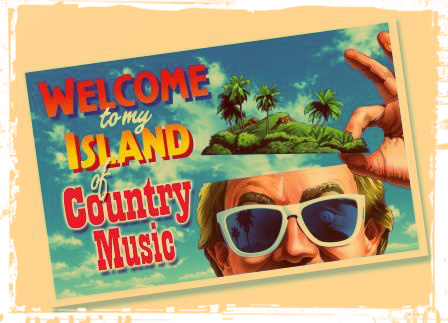 Island Airwaves… Countrified.