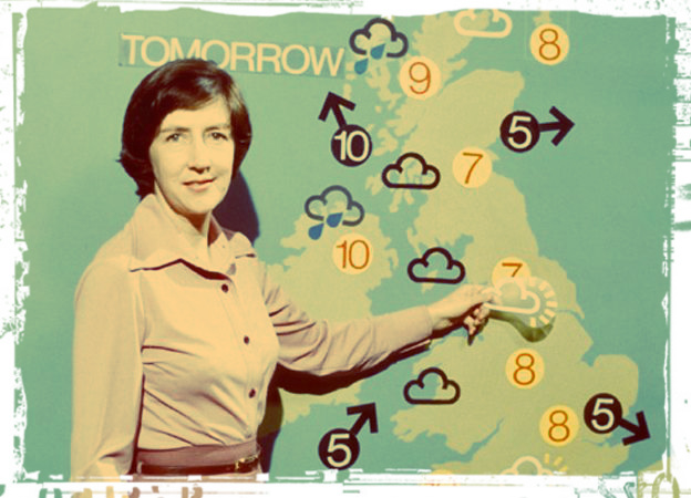 An Island Girl's Guide to Weather Forecasting