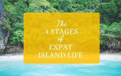 The 4 Stages of Expat Island Life