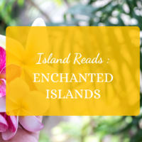 Island book Enchanted Islands by Allison Amend beach reads