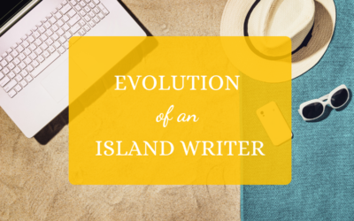 Evolution of an Island Writer